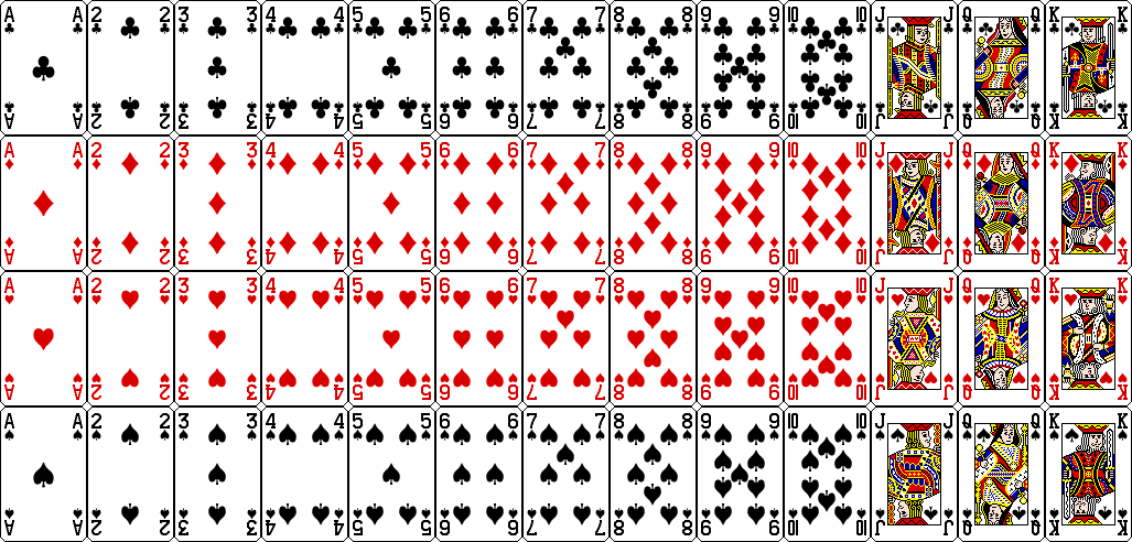 what is the probability that a five-card poker hand does not contain the queen of hearts?