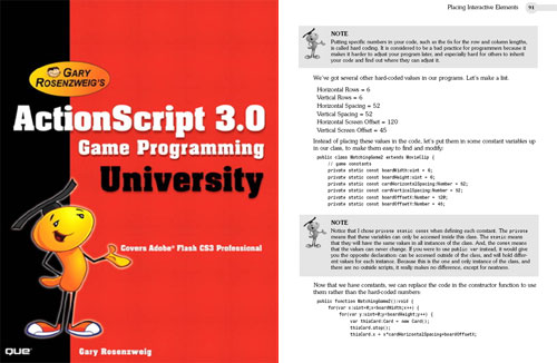 ACTIONSCRIPT 3.0 GAME PROGRAMMING UNIVERSITY 2ND …