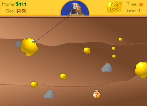 gold miner flash
