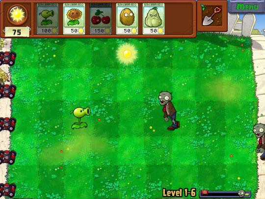 Making a Flash game like Plants Vs Zombies – Emanuele Feronato