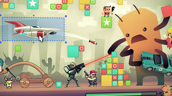 Make Html5 Games With No Programming Skills Even With Box2d Physics With Construct 2
