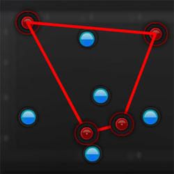nodes