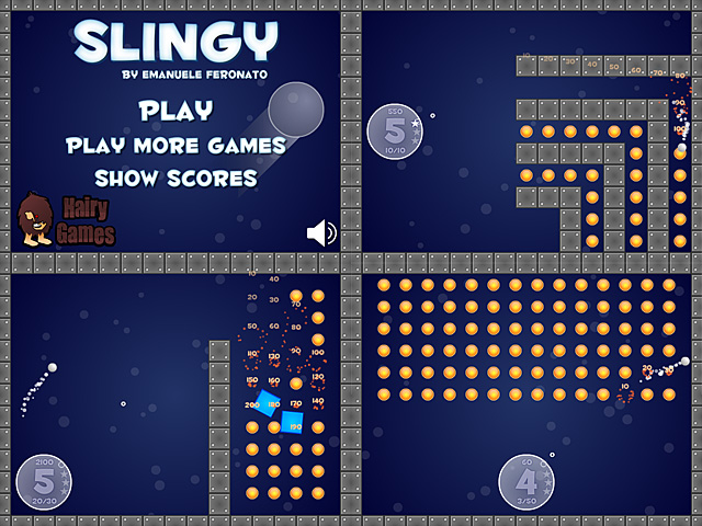 Get the source code of Slingy, a Flash game I would like to