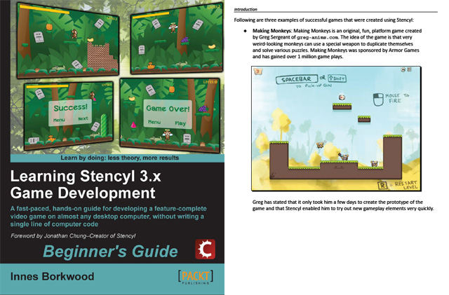 Learning Stencyl 3.x Game Development: Beginners Guide