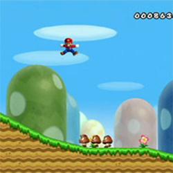 Super Mario Bros – Emanuele Feronato