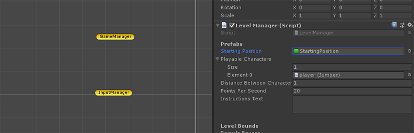 how to make a game in unity without coding